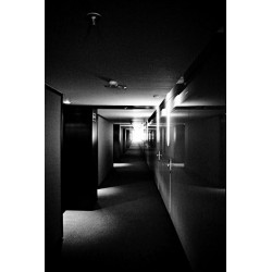 "Working title: ""Hotel Hallway"""